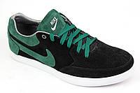 Кроссовки Nike Paul Rodriguez Green Найк мужские кеды, фото 1