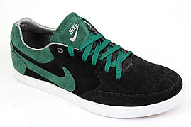 Кроссовки Nike Paul Rodriguez Green Найк мужские кеды