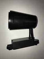 Светодиодный трековый светильник SL 4007L 30W 4000К черный Код.57122, фото 3