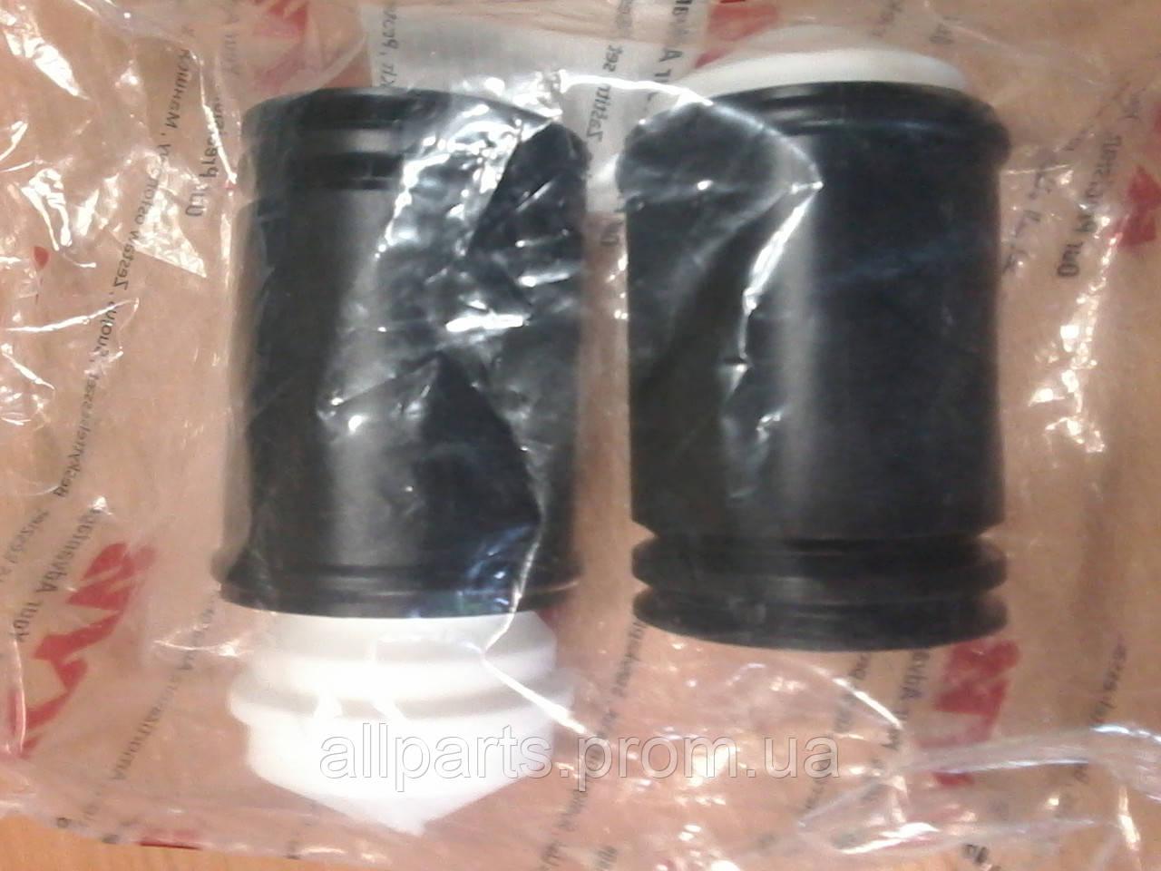 Kayaba комплект пыльников с отбойниками амортизатора на ось