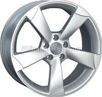 Литые диски Replay A56 SF 7.5x17/5x112 D66.6 ET38 (Silver Full Polish)