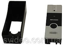 Комплект домофон панель Hikvision DS-KIS201, комплект домофон вызывная панель hikvision ds kis201, фото 3