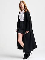 Кардиган с широкими рукавами черный, фото 1