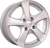Литые диски Storm SM-248 SP 5.5x13/4x98 D58.6 ET30 (Silver Polished)
