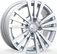 Литые диски Storm BK-170 SP 5.5x13/4x100 D60.1 ET35 (Silver Polished)