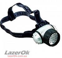 Налобный фонарик Bailong 050-9 (9 LED диодов), фото 1