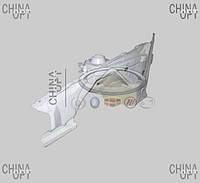 Брызговик лонжерона передний левый, стакан, Chery Amulet [1.6,до 2010г.], Original