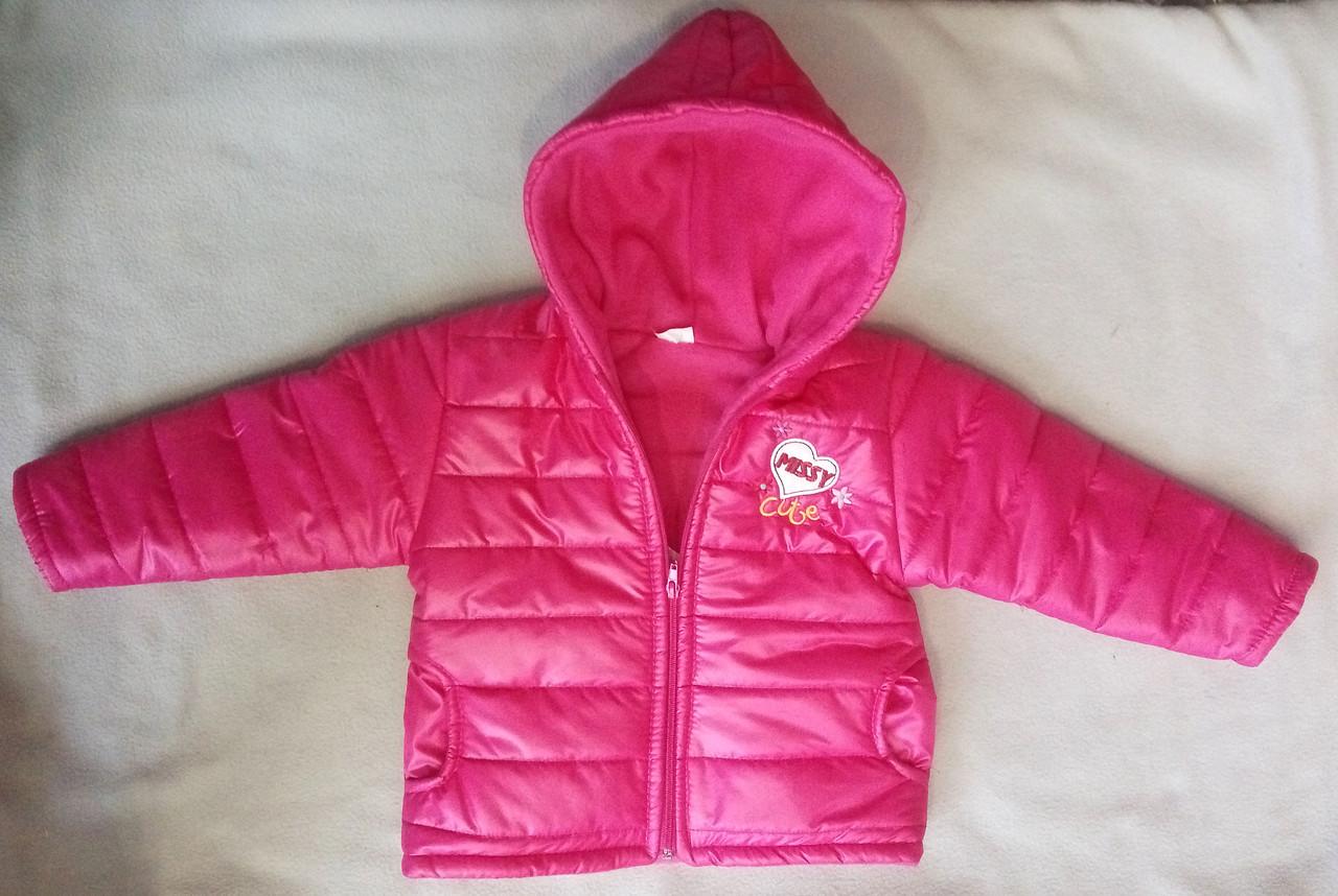 Детская демисезонная куртка, 4-6 лет, Турция, оптом