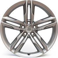 Литые диски WSP Italy Audi W562 Amalfi 8,5x19 5x112 ET32 dia66,6 (S)