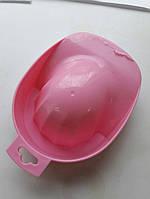 Ванночка для маникюра YRE нежно розовая