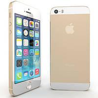 Смартфон Apple iPhone 5S 64GB (Gold), фото 1