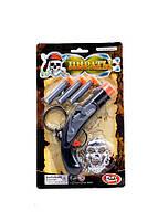 RUS Пиратский набор оружия PLAY SMART лист.15,5*26 см