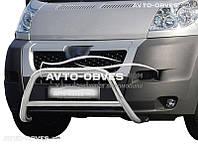 Кенгурятник для Citroen Jumper 2006-2014  п.к. RR006