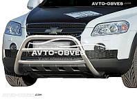 Защитная дуга переднего бампера для Chevrolet Captiva