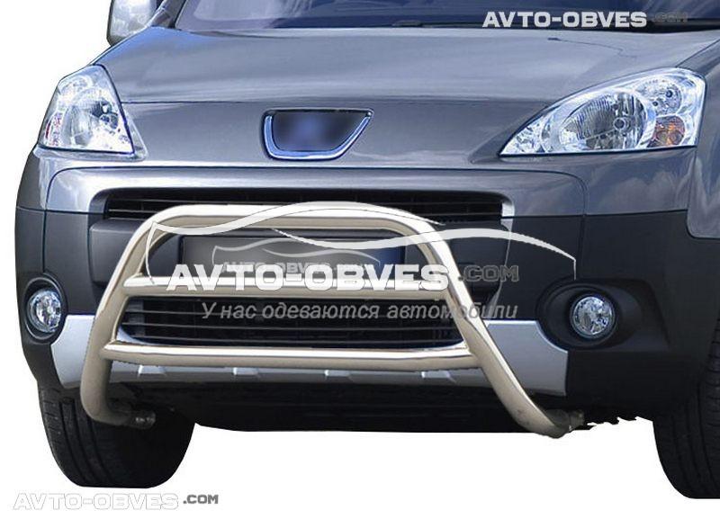 Захист переднього бампера для Citroen Berlingo