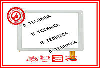 Тачскрин Pixus Touch 10.1 3G БЕЛЫЙ Версия 2
