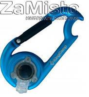 Фонарь-карабин KingCamp D-SHAPE LED (KA8026) Blue