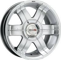 Литые диски MAK Thrust 9.0x18/6x139.7 ET20 (Hyper Silver)