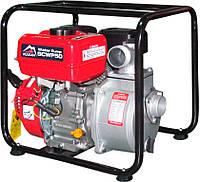 Мотопомпа бензиновая VULKAN SCWP50 чистая вода