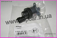 Клапан, регулятор давления топлива Renault Trafic II 1.9DCi  Bosch Германия 0928400487