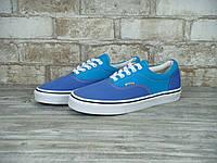 Кеды Vans Authentic Blue/Light Blue