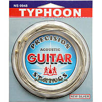 Струны Solid NS0948 Typhoon Silver Ultra Light 9-48