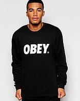 Свитшот Obey без капюшона