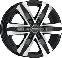 Литые диски MAK Stone 6 8.5x18/5x120 D65.1 ET40 (Black - Mirror)