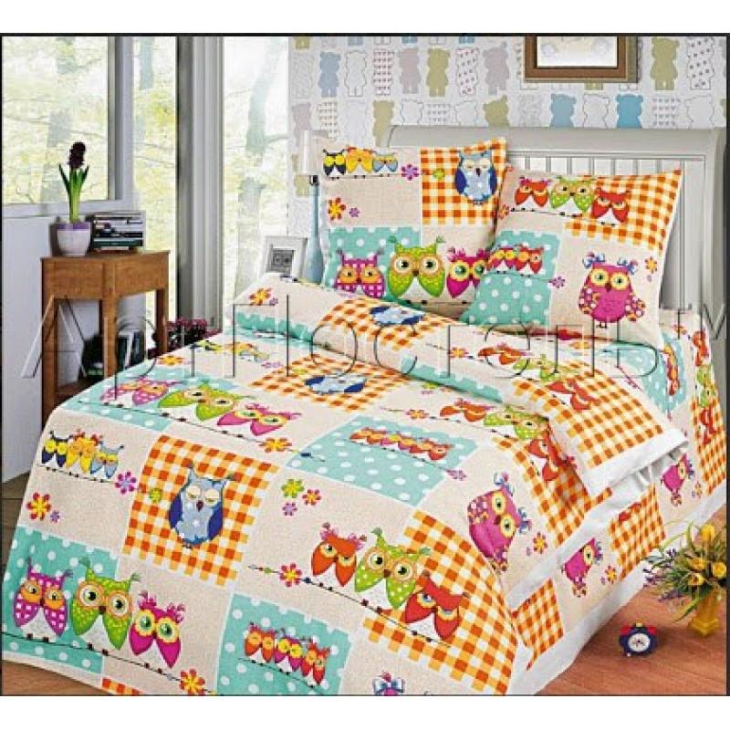 Постельное белье Соня бязь ТМ Царский дом в кроватку
