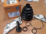 Пыльник шруса наружного Skoda Octavia A5 комплект со смазкой и хомутами, фото 2