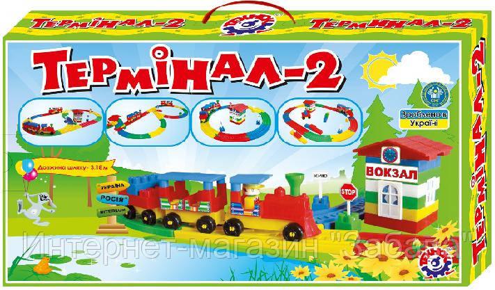"""Конструктор """"Терминал 2 ТехноК"""" 1240 - Интернет-магазин """"Забава"""" в Краматорске"""