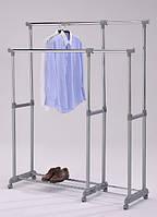 Стойка для одежды мобильная передвижная телескопическая W-63 (CH-4566)