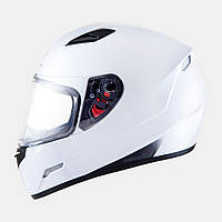Мотошлем MT-Helmets MUGELLO Solid gloss pearl white