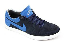 Кроссовки Nike Paul Rodriguez Blue Найк мужские кеды синие