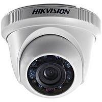 Hikvision DS-2CE56C2T-IRP - купольная Turbo HD видеокамера, разрешение 1Мп, ИК полсветка 1Мп