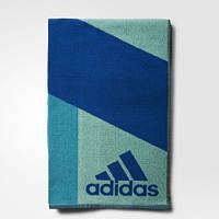 Фирменное пляжное полотенце Adidas Extra-Large BK0249 - 2017