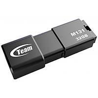 USB флеш накопитель Team 32GB M131 Black OTG USB 2.0 (TM13132GB01)