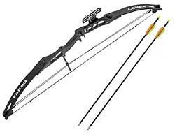 Лук спортивный COBRA PROTEX 55 Ibs + стрелы