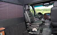 Транспорт для перевозки инвалидов колясочников