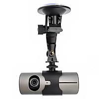 Видеорегистратор X3000AV Full HD со второй выносной камерой, G-сенсор