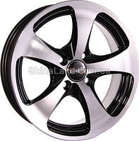 Литые диски TechLine TL403 BD 5.5x14/4x100 D67.1 ET32 (Black Diamond)