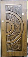 Двері вхідні броньовані