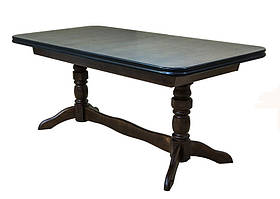 Раскладной обеденный стол СТ-1 Скиф (натуральная древесина)