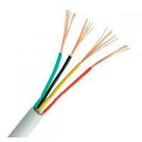 Сигнальный кабель Dialan CCA 4x7/0.22 экранированный