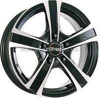 Литые диски TechLine TL619 BD 6.5x16/5x118 D71.1 ET46 (Black Diamond)