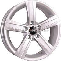 Литые диски TechLine TL628 S 6.5x16/5x100 D67.1 ET37 (Silver)