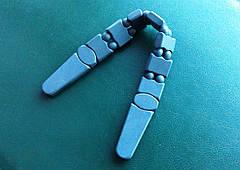 Чотки перекидні ручної роботи, фото 3