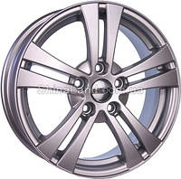 Литые диски TechLine TL640 S 6.5x16/5x112 D57.1 ET50 (Silver)