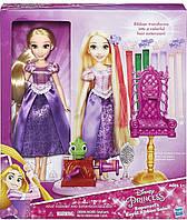 Hasbro Модная кукла Рапунцель с длинными волосами и аксессуарами DISNEY PRINCESS