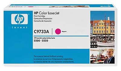Картридж HP C9703A LJ 1500/2500 Magenta